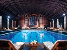 swimming pool underground