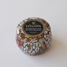 22 - VOLUSPA - POMEGRANATE BLOODORANGE - 113G - 15€