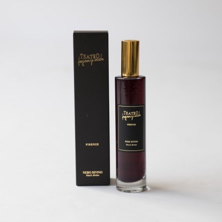 32 - TEATRO - HOME FRAGRANCE - BLACK DIVINE - 100ML - 35€