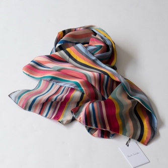 41 - PAUL SMITH - SCARF SILK - 80CM-200CM - 197,50€