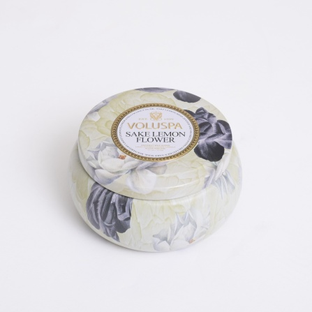 9 - VOLUSPA - SAKE LEMON FLOWER - 312G - 27,50€