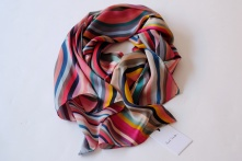 PAUL SMITH - SCARF SILK - 182€