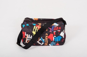 PAUL SMITH - CYCLING CROSS BODY BAG - 343,50€ - 40x26x13cm